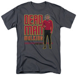 Star Trek-Dead Man Walking Shirt