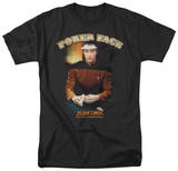 Star Trek-Poker Face T-shirts