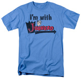 Archie Comics-I'm With Jughead T-shirts