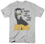 Star Trek-Cooler Shades T-Shirt