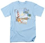 ポストカード Tシャツ