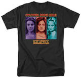 Battle Star Galactica-Colonial Babes T-shirts