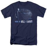 Battle Star Galactica-Simple Question T-shirts