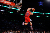 Sprite Slam Dunk Contest, Los Angeles, CA - February 19: Blake Griffin Photographic Print by Kevork Djansezian