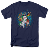 Archie Comics-Psychadelic Archies T-Shirt
