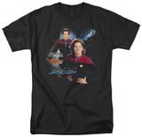 Star Trek-Captain Janeway T-shirts