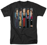 Star Trek-The Captains T-Shirts