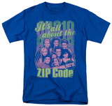 90210-Zip Code Camisetas
