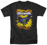 Batman BB-Rooftop Leap T-shirts