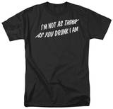 Think As You Drunk T-shirts