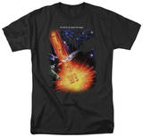 Star Trek-Undiscovered Cntry T-shirts