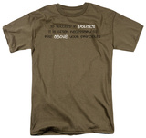 Succeed In Politics T-shirts