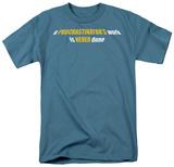 Procrastinator T-shirts