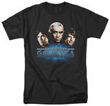 Battle Star Galactica-Classic Three T-shirts