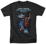 Star Trek-Search For Spock Tshirt
