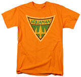 Batman BB-Aquaman Shield T-shirts