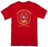 Star Trek-Academy Heraldry T-Shirt