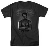 Ali-Champion T-shirts