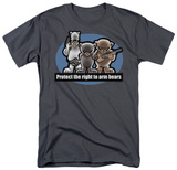 Right To Arm Bears Shirts