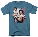 Bruce Lee-Enter T-shirts