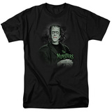 The Munsters-Man Of The House T-shirts