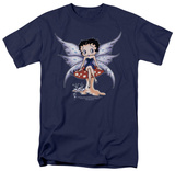 Betty Boop - Mushroom Fairy T-shirts