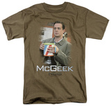 NCIS-Mcgeek T-shirts