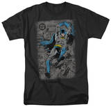 Batman-Detective 487 Distress T-Shirt