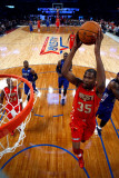 2011 NBA All Star Game, Los Angeles, CA - February 20: Kevin Durant Photographic Print by Pool