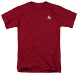 Star Trek-TNG Command Emblem T-shirts