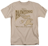 Pete's Painting T-Shirt
