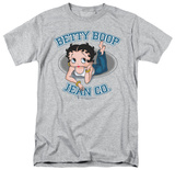 Betty Boop - Jean Co T-Shirts