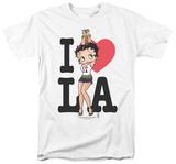 Betty Boop - I Heart La Shirts