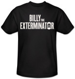 Billy The Exterminator-Logo T-Shirt