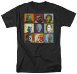 Star Trek-Alien Squares Tshirt