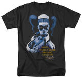 Batman AA-Arkham Harley Quinn T-shirts