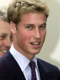 Prince William at the Lighthouse Project in Glasgow Fotografisk tryk