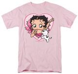 Betty Boop-I Love Betty Shirts