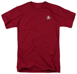 Star Trek-DS9 Command Emblem Shirts