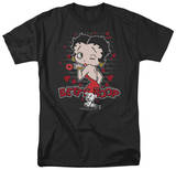 Betty Boop - Classic Kiss Vêtements