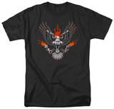 Biker Eagle Vêtements