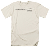 Voices Tell Me T-Shirt