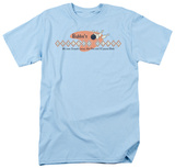 Bubba's Bowling Alley T-shirts