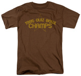 1985 Quiz Bowl Champs T-shirts