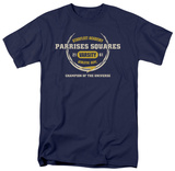 Star Trek-Parrises Squares T-shirts
