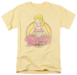 Archie Comics-Betty Distressed T-shirts