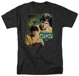 Star Trek-Ensign Chekov T-shirts