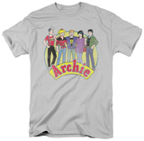 Archie Comics-The Gang T-Shirt