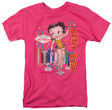 Betty Boop - Wet Your Whistle T-Shirt