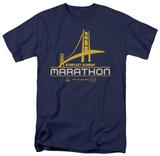 Star Trek-Marathon Logo T-Shirt